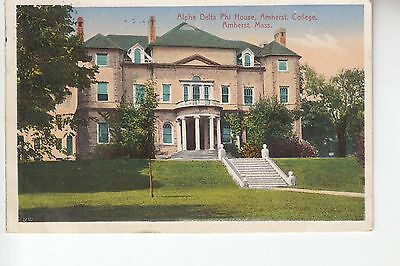Alpha Delta Phi House Amherst College Amherst  MA Mass