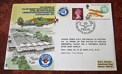 GB Flown Cover 1975