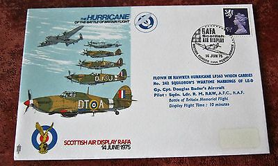GB Flown Cover 1975.