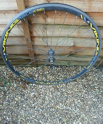 Viking Race A-350 front wheel, 700c for road racing bike