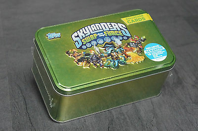 Topps Skylanders Swap Force Tin Box Dose Neu und OVP Serie 2 Collector Cards