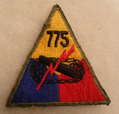 Wwii 775Th Tank Destroyer Battalion Served In Pacific Off Coat