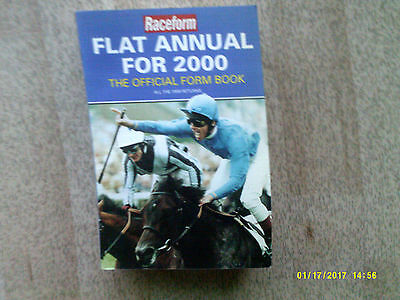 Raceform Flat Annual 2000