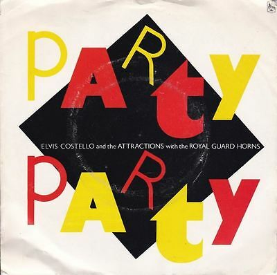 Party Party 7 : Elvis Costello & The Attractions