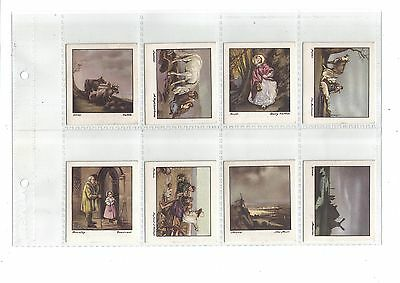 Old Masters.Issued by Godfrey Phillips 1939.Full set of 36.