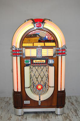 Wurlitzer Jukebox 1015 Omt One More Time