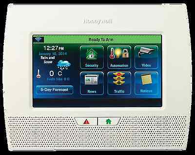 Honeywell Lynx Touch L7000 Wireless Alarm Panel **NEWEST VERSION**