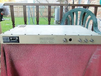 Bdi Broadcast #cds-200A Fm Stereo Distribution 3 Port Amplifier Rack Mount