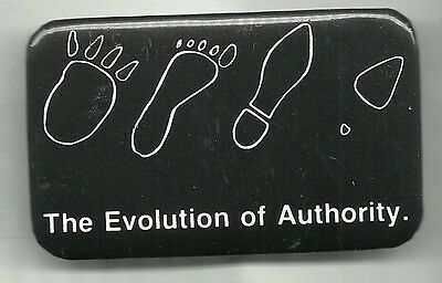 Evolution Of Authority, Women's Rights Foot To High Heels Cause Pin