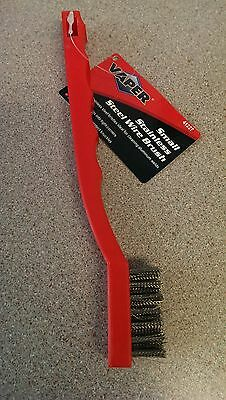 Titan Small Stainless Steel Wire Brush 41227
