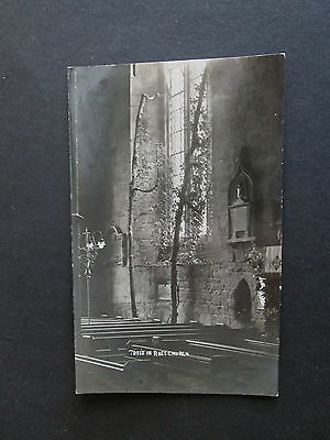 Trees In St. Mary's Church, Ross-On-Wye, Herefordshire - An R/p Card