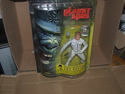 Planet Of The Apes Leo Davidson Figure New