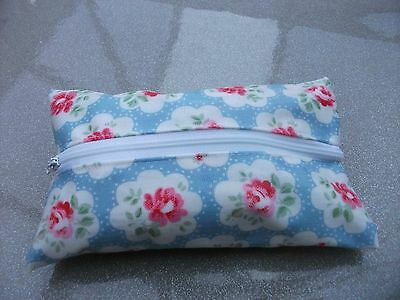 handmade tissues  holder with cath kidston oilcloth