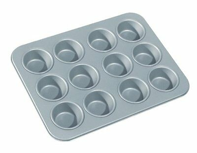 Non Stick 12 Cup Muffin Pan Standard 4455, New