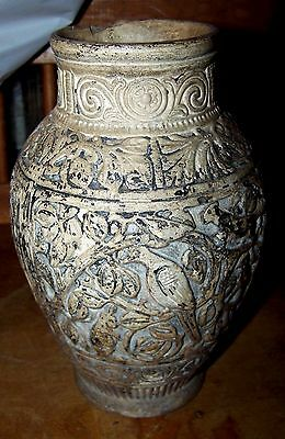 Megarian Greek Pottery Vase