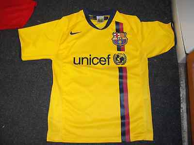 Barcelona Away Shirt Size: Small