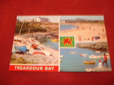 VINTAGE WALES: ANGLESEY TREARDDUR BAY Multiview colour