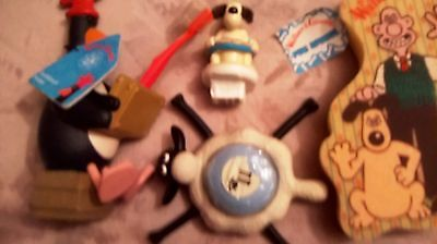 Wallace & Gromit Collection All With Tags