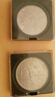 2 5 shilling coins 1953