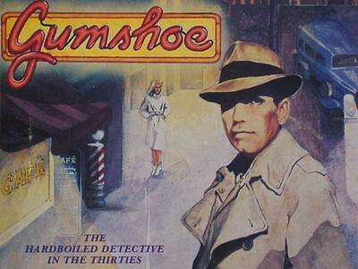 2nd Edition Gumshoe w Sherlock Holmes Consulting, Sleuth Publications, Extras!!