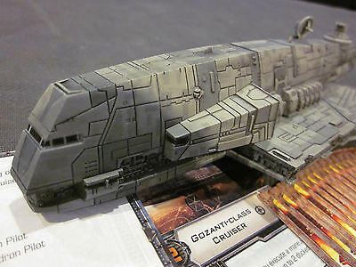 X-Wing Miniatures Gozanti Imperial Assault Carrier and Huge Ship Upgrades Only