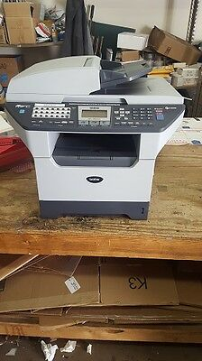 Brother MFC-8860DN All-In-One Laser Printer