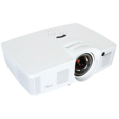 Optoma GT1080 Full 3D 1080p 2800 Lumen DLP Gaming Projector with MHL Enabled HDM