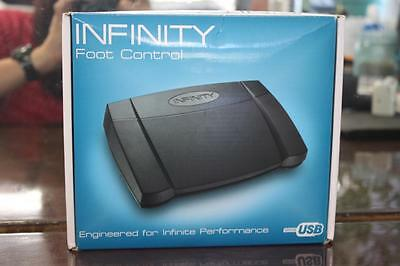 Infinity Foot Control IN-USB-2 Transcription Dictation Recording