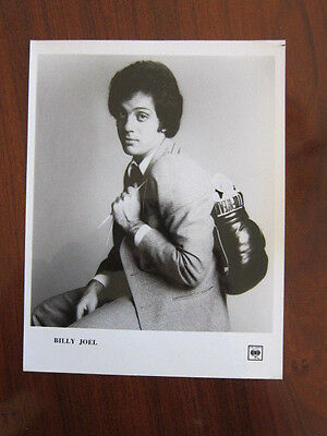 BILLY JOEL  8x10 photo b