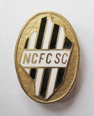 NOTTS COUNTY - Supporters Club Enamel Football Pin Badge By Reeves