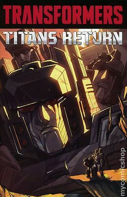 Transformers Titans Return TPB (2017 IDW) #1-1ST NM