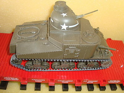 G-Scale 1/32 Scale Army M3 Lee Tank For Scenery Or A Great Flatcar Load New, Kit