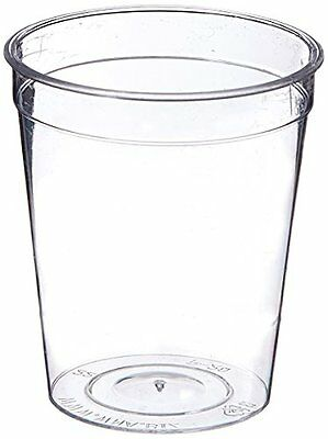 WNA P20 Comet Plastic Portion/Shot Glass 2oz Clear Case of 2500, New