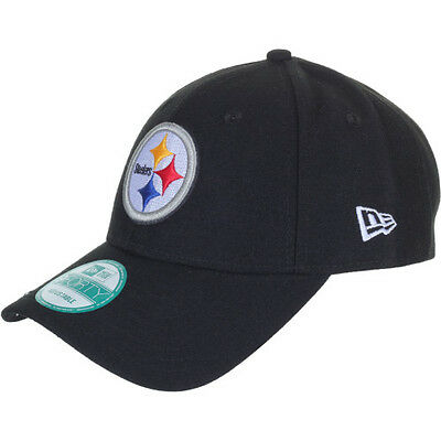 New Era 9forty The League Adjustable Mens Headwear Cap - Pittsburgh Steelers