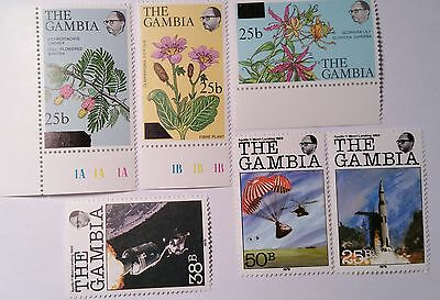 Gambia Mint Stamps Scu411Ss...worldwide Stamps