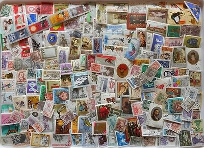 World Stamps Poland ' Polska' - Collection of 200+ Stamps CTO MUH/MLH