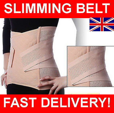 Postpartum Support Recovery Waist Belly Belt Corset Pregnancy Girdle Wraps UK