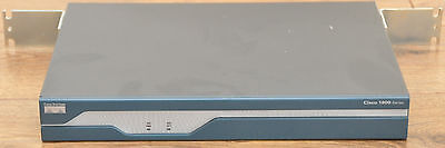 Cisco 1841 Router with 128MB DRAM & 32MB Flash (2801 2821 2851) CCNA CCNP CCIE