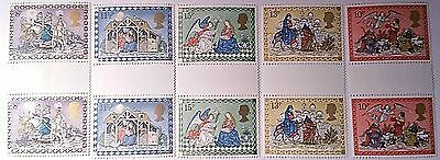 Great Britain Christmas Mint/unused Stamps...worldwide Stamps
