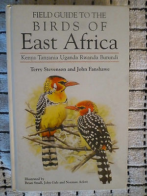 Field Guide To The Birds Of East Africa. Isbn 0-7136-6935-7.published 2003.