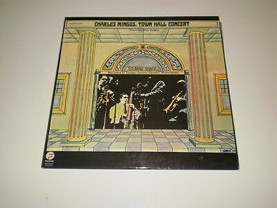 Charles Mingus - Town Hall Concert - Lp Fantasy Records 6140 Made In France -
