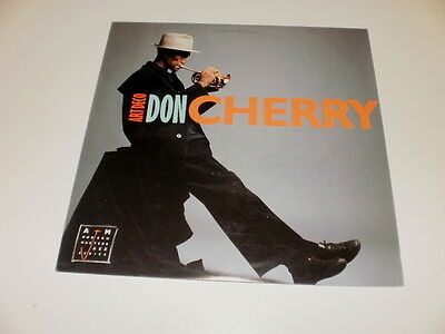 Don Cherry - Art Deco - Lp 1989 A&m Records U.s.a. - Charlie Haden Billy Higgins