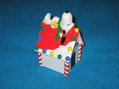 Snoopy Bank-Whitmans' Candies- Empty