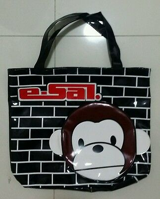 Brand new hand bag with a 'Monkey 'pocket