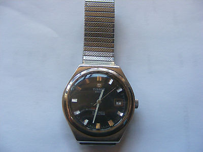 Vintage Tissot Seastar Automatic Date Gents Watch