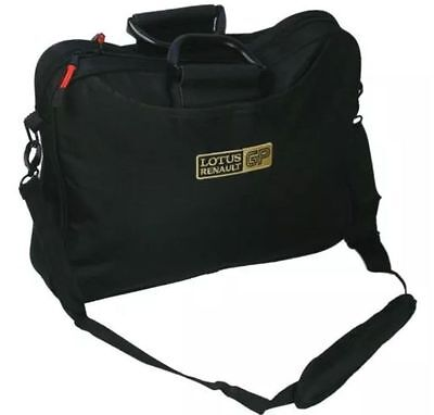 LOTUS RENAULT GRAND PRIX  F1 Team - Laptop Bag with strap - NEW OLD STOCK