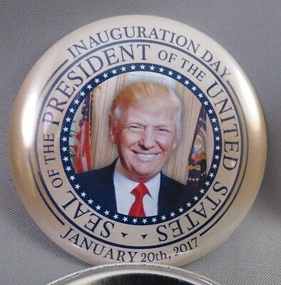 Wholesale Lot Of 12 Trump Inauguration 01.20.17 Buttons Usa President 45 45Th