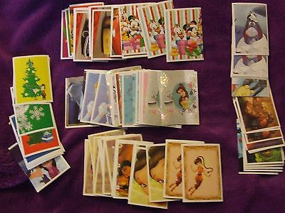 A Magical Christmas With Disney Sticker Lot (You Pick 15)
