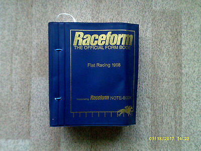 Raceform Flat Racing 1998 official record