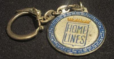 Home Lines featuring the S/S Homeric Vintage Key Fob Chain